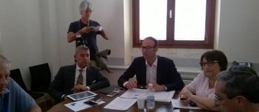 'Assessore regionale al turismo Federico Caner
