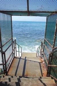 Dana Point Beach Entrance