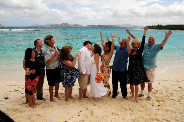 Why would a bride and groom choose a destination wedding?