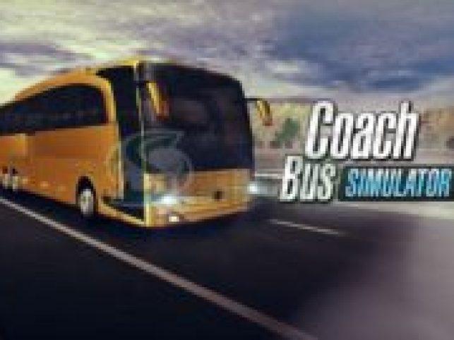 Game Simulasi Bus Android - Coach bus simulator