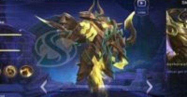 Hero Uranus Mobile Legends, Hero Tank Dengan Skill Mirip Saber