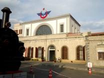 31) TCDD, Alsancak Railroad Terminal