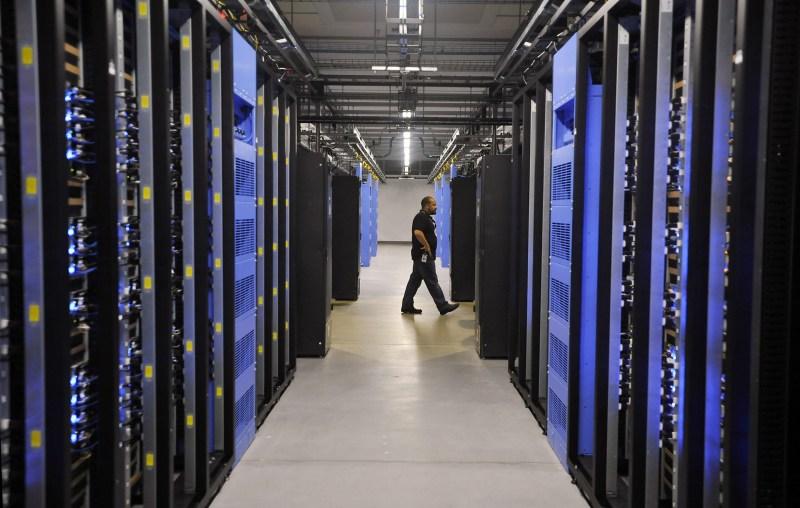 Facebook Opens Data Center In North Carolina centene