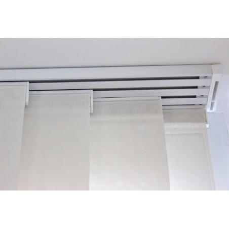 kit rail panneaux japonais 1 20 metre 5