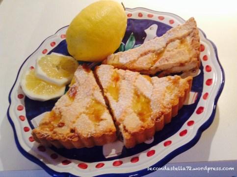 Crostata di limoni