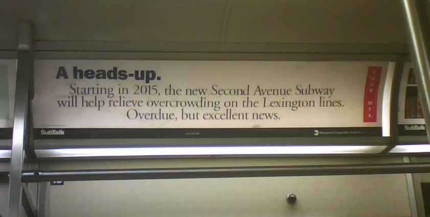 This is the first thing I thought of when I heard the news. Well played MTA!