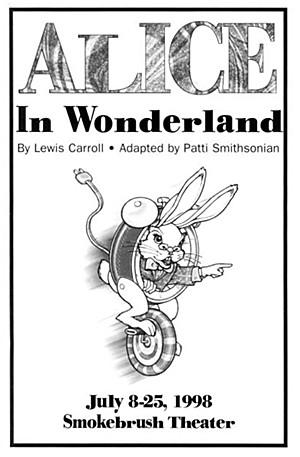 julian m bucknall >> Alice in Wonderland