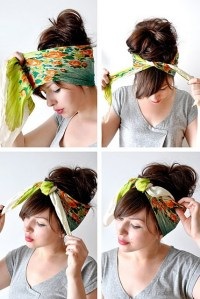 Ways to Tie a Scarf | second chance