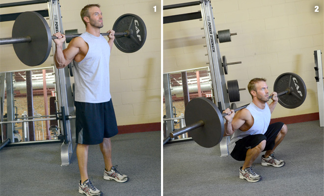 Deep Squats  Second Chance Fitness