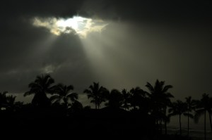Why Dark Clouds Appear in Life