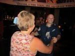 Another Picture of me Dancing at Mickey and Mooches after Stonecrest on August 4, 2012 Saturday
