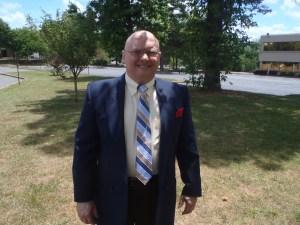 Craig J. Phillips MRC, BA