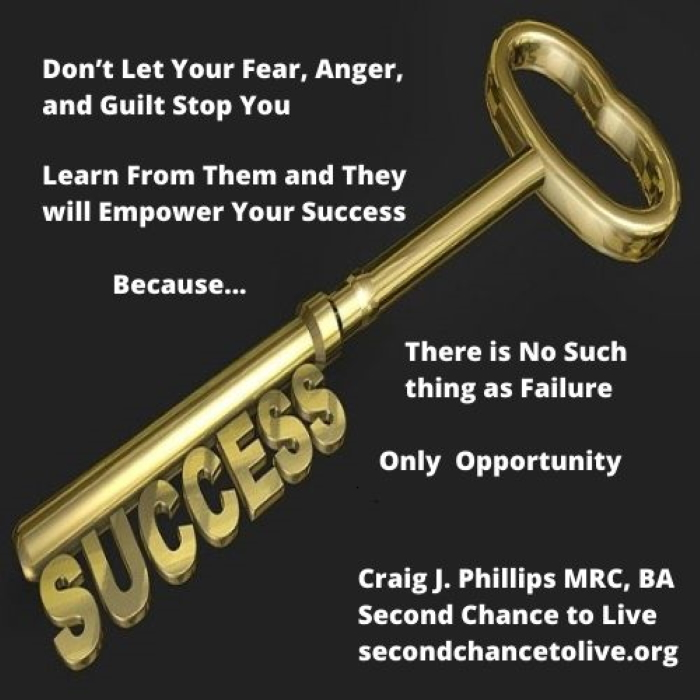 Don't Let Your Fear, Anger, and Guilt Stop You from Living Your Dreams Video Presentation