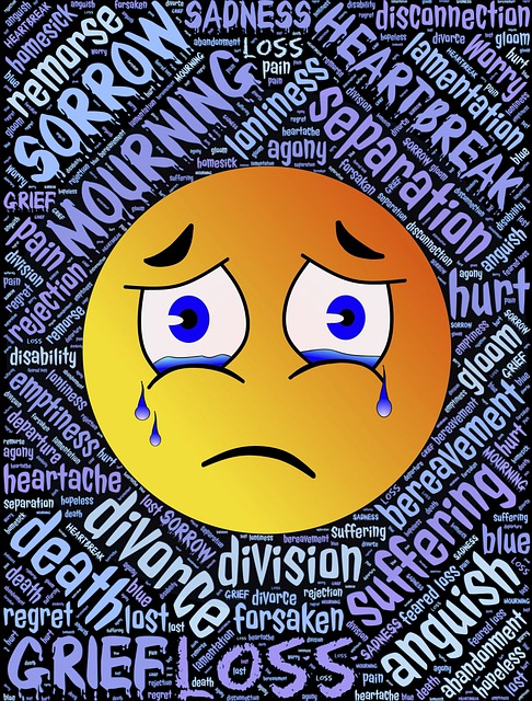 Traumatic Brain Injury and Bargaining in the Five Stages of Grieving