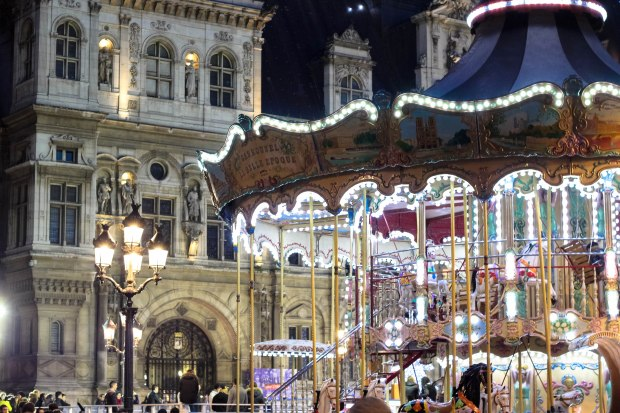 Hotel deVille Carousel