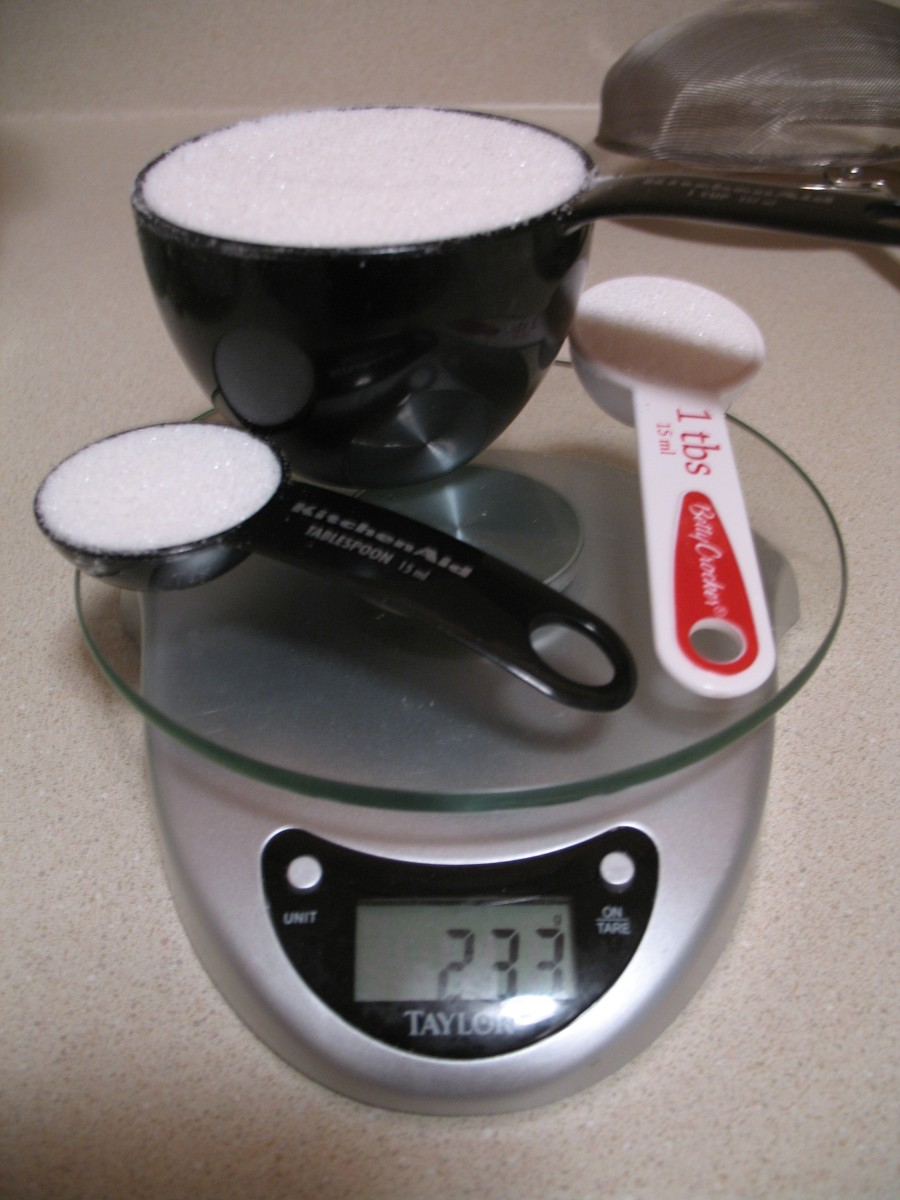 Weigh it out the cookie experiment part I  The Second