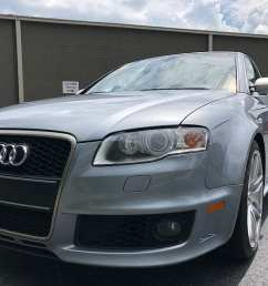as they immediately recognize it as something other than a regular audi this modern classic rs 4 presents near new and is being offered for auction here  [ 1024 x 768 Pixel ]