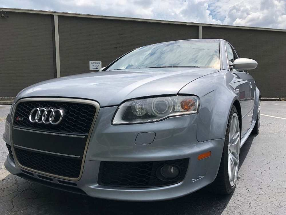 medium resolution of as they immediately recognize it as something other than a regular audi this modern classic rs 4 presents near new and is being offered for auction here