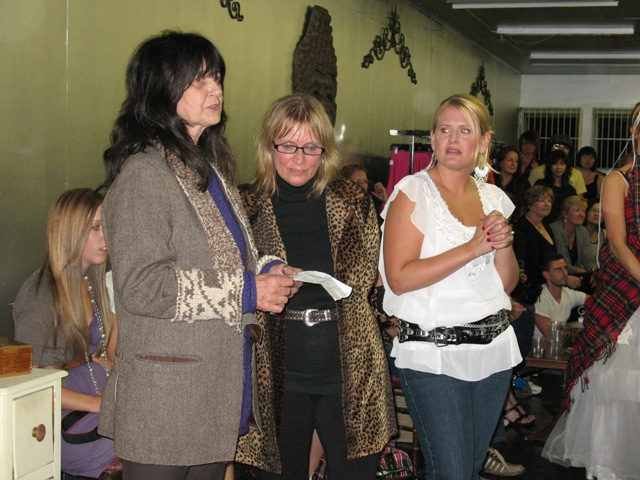 Bohemia and ODP Fall Fashion Show Trio