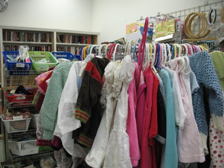Ladner Thrift Store Kids Clothing