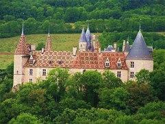 Chateau de la Rochepot, Burgundy