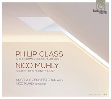 Nico Muhly and Philip Glass