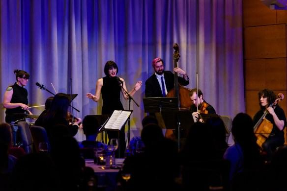 2016.04.09: Seattle Rock Orchestra Quintet feat. Tamara Power-Dr