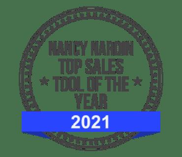 sales coaching award
