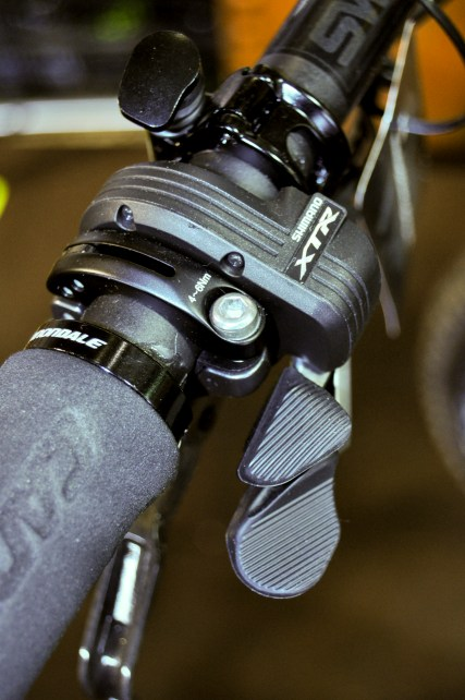 Front Shifter