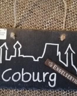 Schiefertafel Coburg