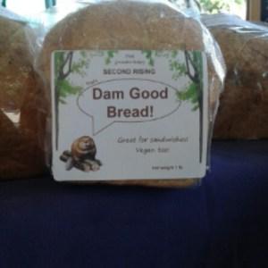 Dam Good Bread Half