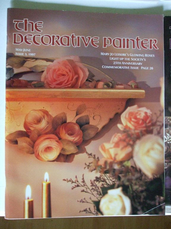 1997 may june decorative painter