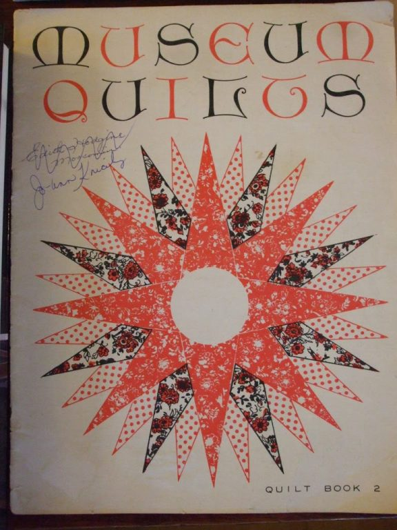 Museum Quilts book 2 Brooklyn Smithsonian