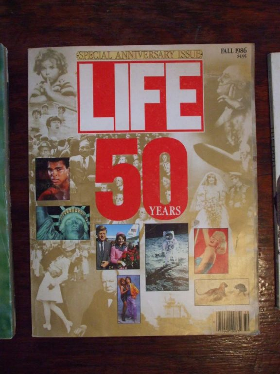 Special Anniversary Ed 1986 Life Magazine