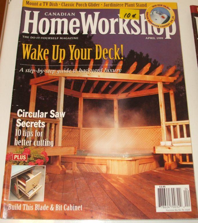 Home Workshop Magazine