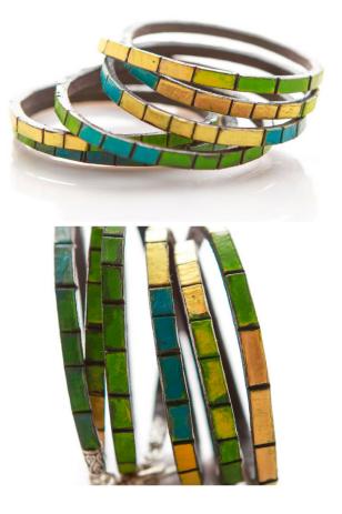 leather-wrap-bracelet- diy
