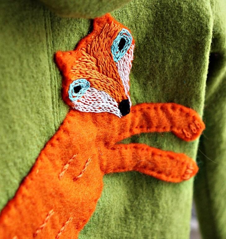 Children's Wool Coat diy