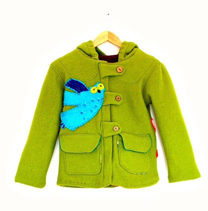 Children's Wool Coat diy