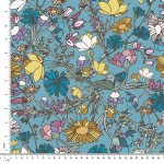 floral jersey fabric
