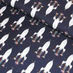 rockets jersey fabric
