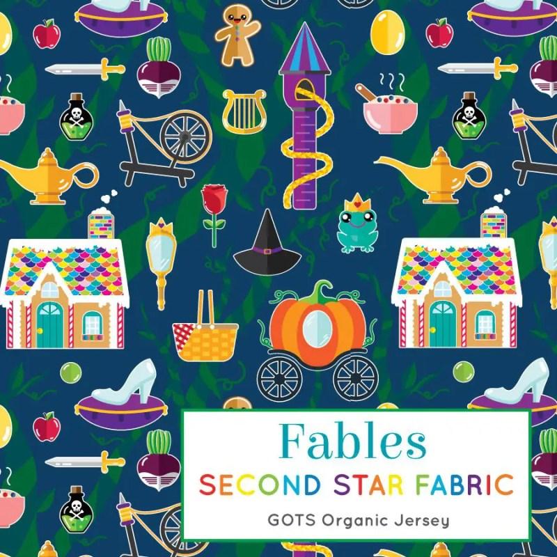 fairy tale fabric