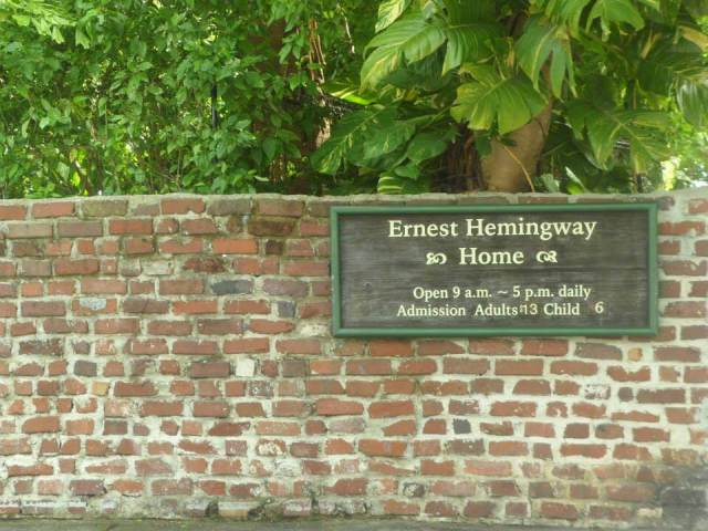 key west ernest hemingway home