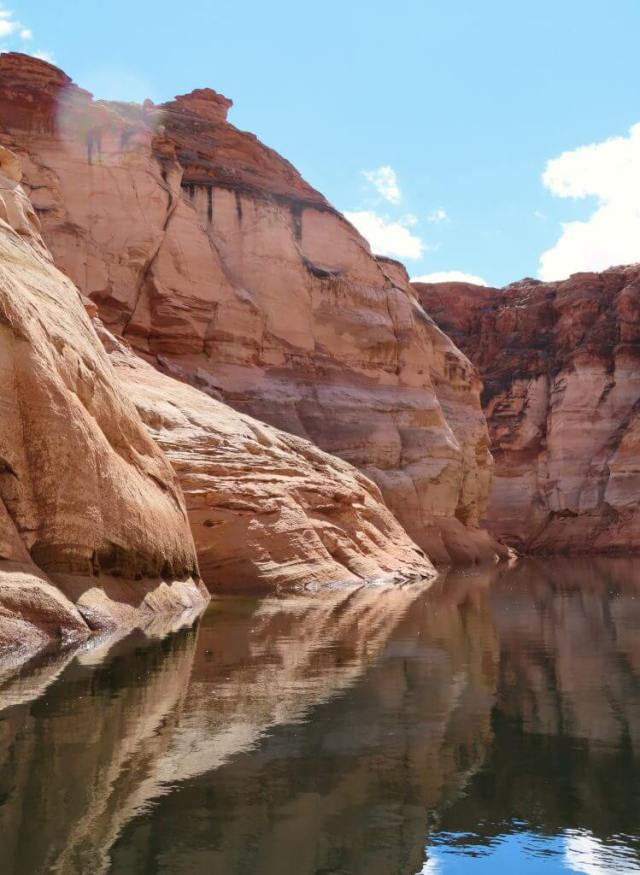 lake powell boat tour