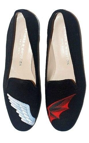 Необикновени обувки