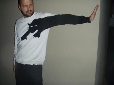 рукав - пантера