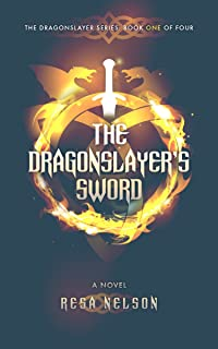 Book cover for The Dragonslayer's Sword