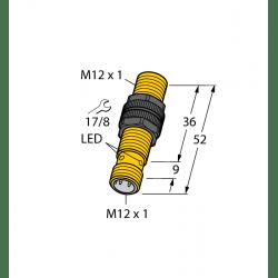 BI3U-S12-AP6X-H1141 Turck Inductive sensor
