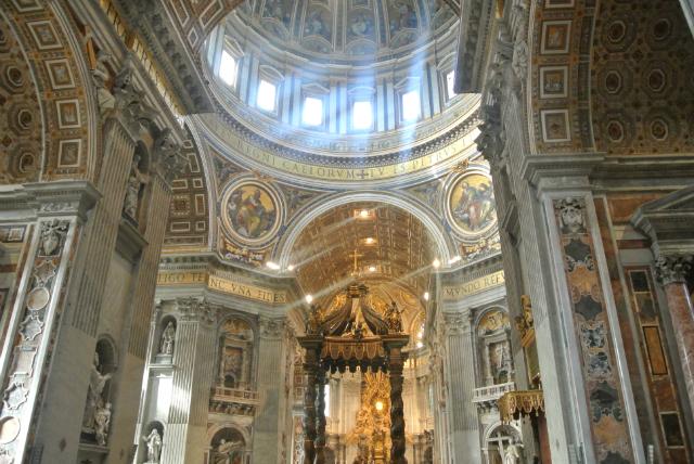 Basilica in Rome