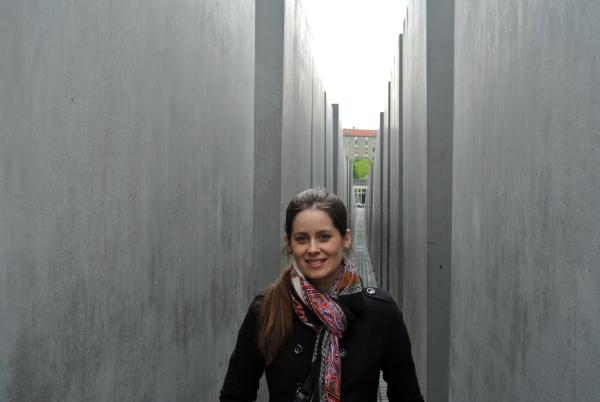 Memorial to the Murdered Jews Berlin