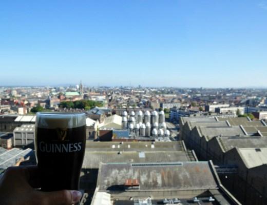 guinness museum in dublin